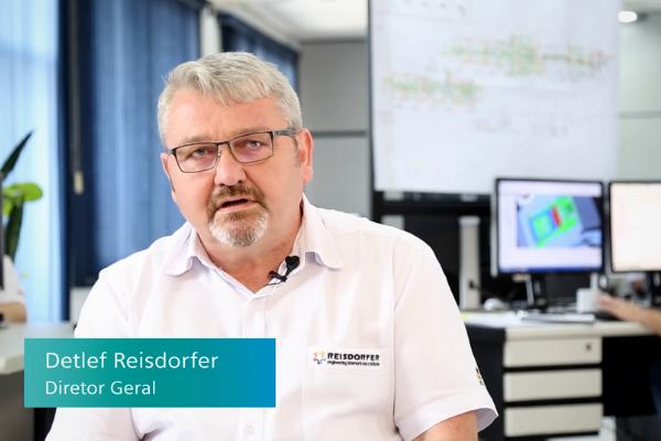 Reisdorfer Process Simulate - Caso de Estudo Siemens (Brasil)