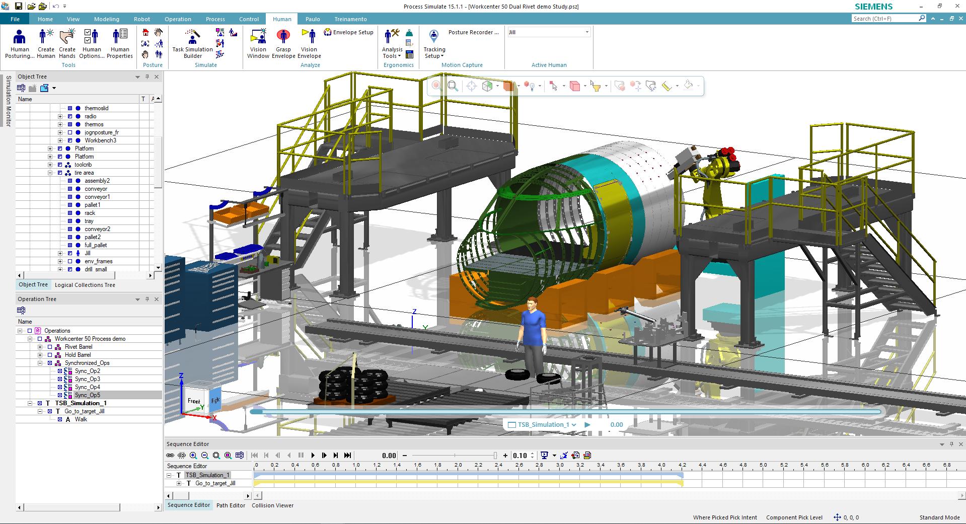 Process Simulate Licença Brasil Siemens SmartPLM Partner Revenda