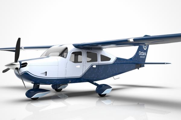 Case SmartPLM Octans Aircraft